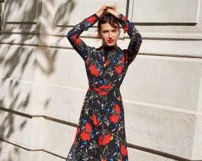 שיעור מוויקטוריה בקהאם: ככה לובשים שמלה בחורף הזה