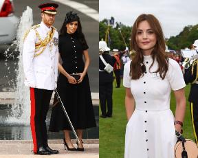 מי לבשה את זה טוב יותר: מייגן, או האקסית של הארי?